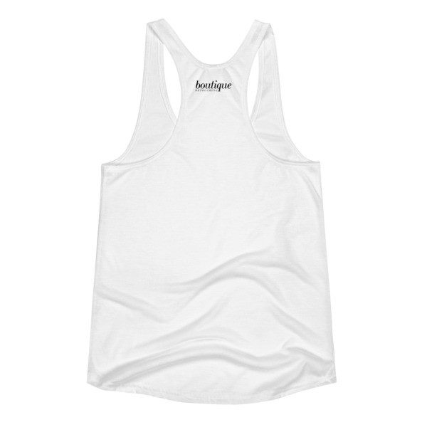 Dodge And Burn Love – Tank – Girl's Racerback Tank   BOUTiQUE RETOUCHING - Boutique Retouching - mockup 22f8574a