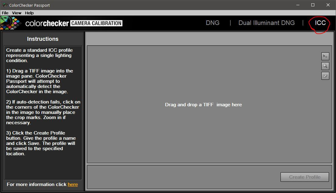 Boutique Retouching color-checker-window-ICC Camera Calibration Profiles For Capture One - Public Beta | Camera Profiles | Capture One Profiles