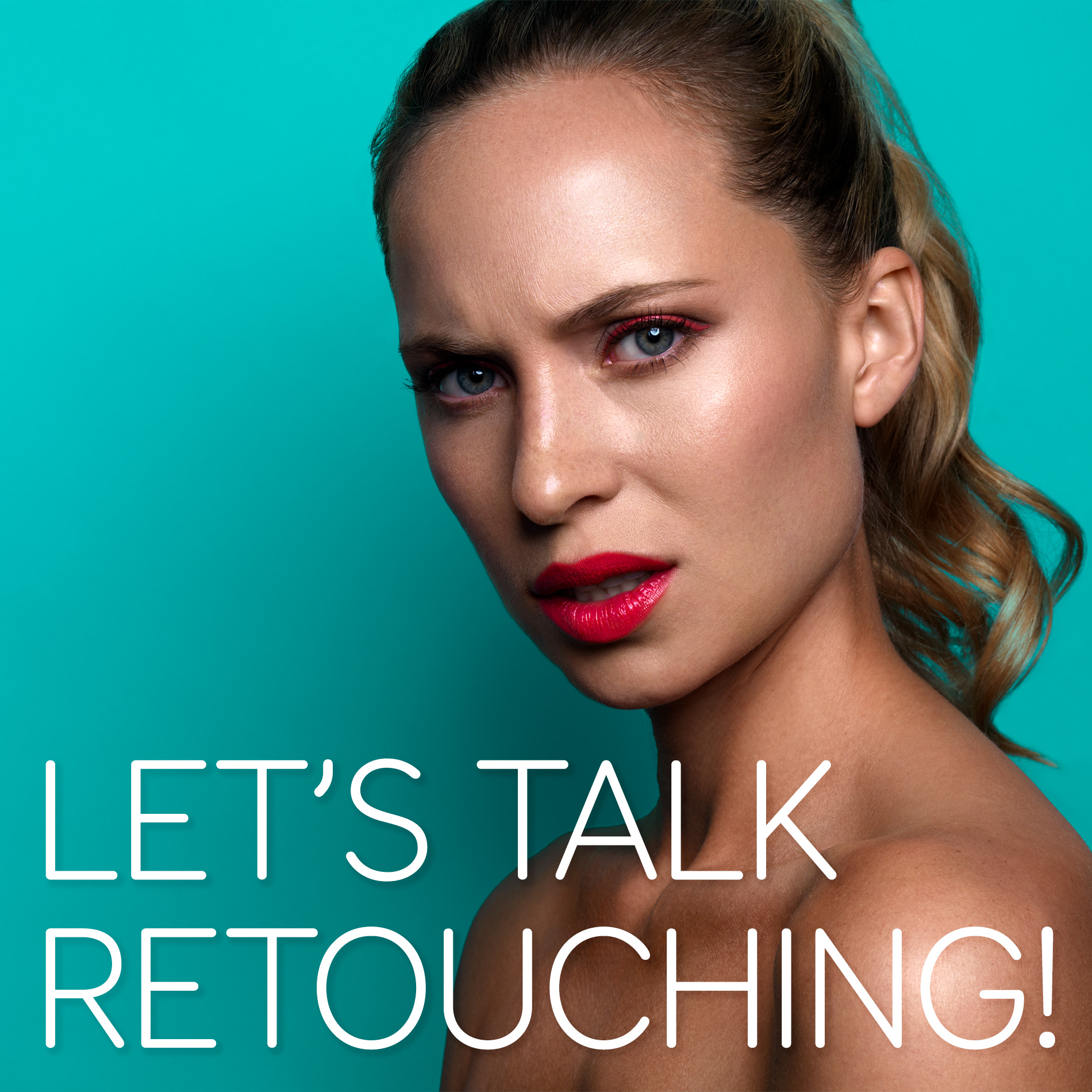 Download FREE RAW Files For Beauty Retouching Practice | Beauty Retouch Raw Resource - Boutique Retouching - LTR Podcast image